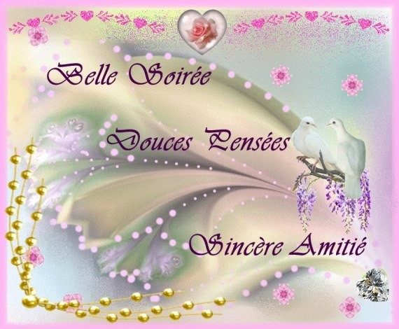Belle soiree